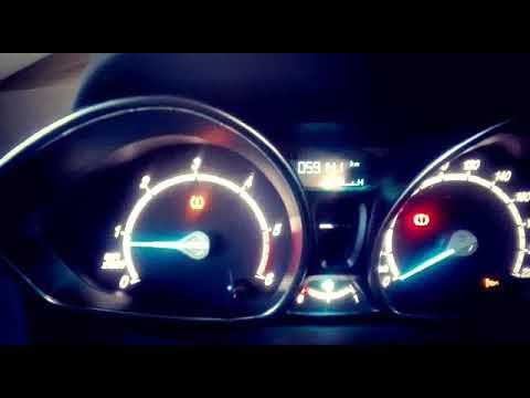 Ford Courier Motor Yag Servis Isigi Kalibrasyonu Resetleme