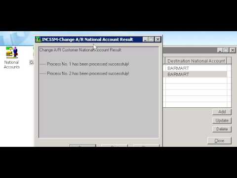 National Account Change from CodePartners