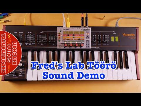 ESK - Fred's Lab Töörö Sound Demo