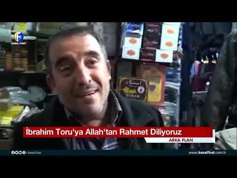 Arka Plan İbrahim Toru 25 09 2020