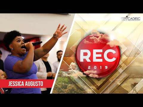 Jessica Augusto - De Nada Tenho Falta - REC 2019