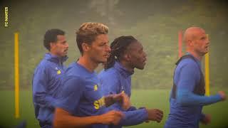 Entraînement : J-3 avant FC Nantes - Toulouse FC