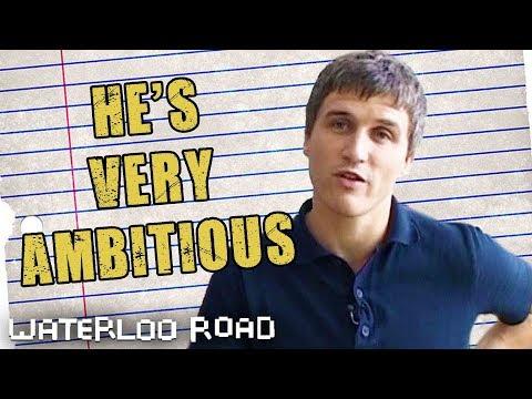 Waterloo Road's New Teacher Is