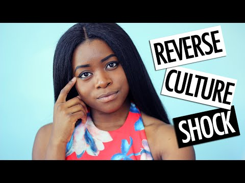 REVERSE CULTURE SHOCK: FROM ITALY BACK TO USA