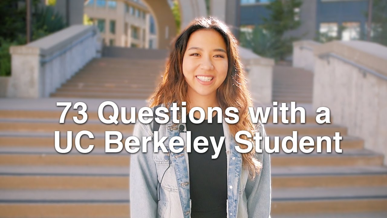 73 Questions with a UC Berkeley Student | Google Intern & social media creator