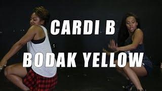 Bodak Yellow - Cardi B | Choreography Dance Cover video -Niaps Spain