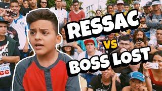 RESSAC VS BOSS LOST || FREESTYLE BUCARAMANGA || SKILLS MIC™ thumbnail