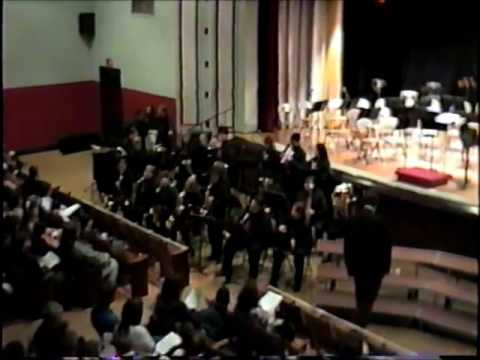 Longfellow JH Jazz Band - Tuxedo Junction arr. by Berry