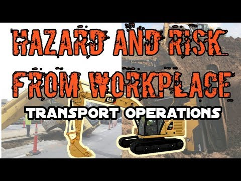 hazard-and-risk-from-workplace-transport-operations