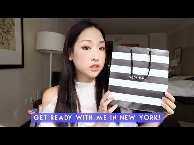 뉴욕에서 같이 준비해요 🇺🇸 Get Ready With Me in New York!