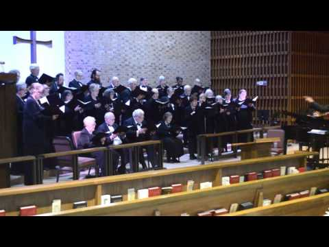 """""""Hold On"""" (Hairston) performed by South Sound Classical Choir"""