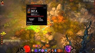Diablo 3 Inferno Act 1 Wizard Rare Farm 35-40 an hour