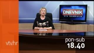 VTV Dnevnik najava 23. ožujka 2017.