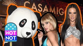 George Clooney Throws An Epic Halloween Party And We Know Who's In The Panda Costume