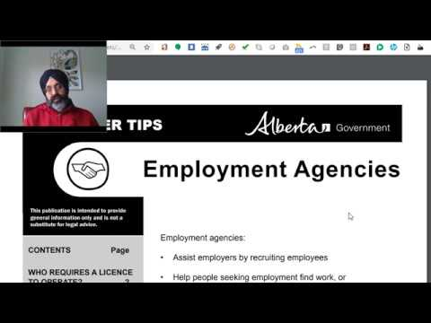 Canada Job Recruiters Need License To Recruit For LMIA Jobs   ?