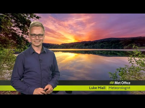 Thursday morning forecast 15/08/19