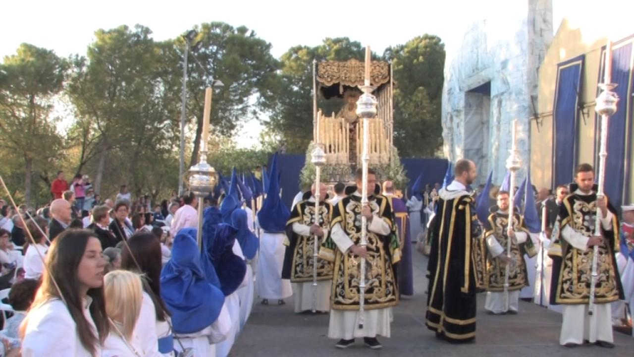 Semana Santa Doña Mencía Martes Santo 2017 - YouTube