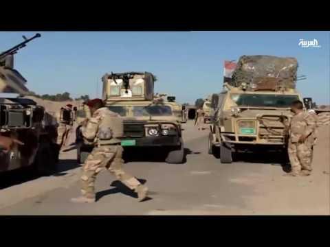 القوات العراقية تنتظر ساعة الصفر لبدأ المعركة