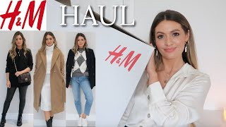 H&M HAUL & TRY ON NEW IN WINTER 2019 | MODEL MOUTH BLACK FRIDAY