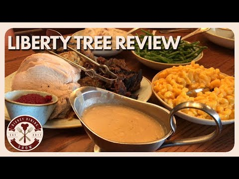 Liberty Tree Tavern Dinner Review | Disney Dining Show | 11/24/17