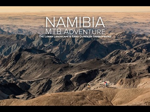 Bike Life Namibia Eps 02 Swakopmund Dunes & Lunar Landscape