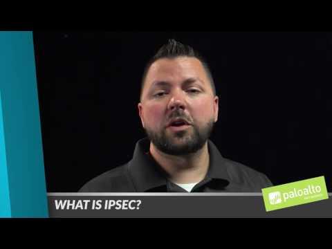 What is IPSec?