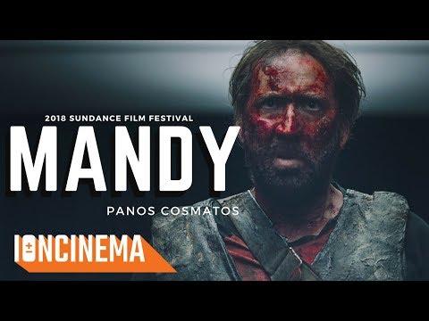 Panos Cosmatos' Mandy   2018 Sundance Film Festival World Premiere Screening
