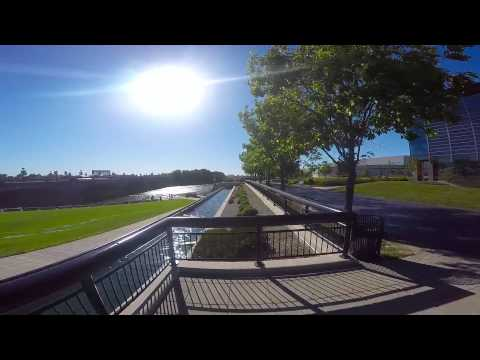 Definitive Downtown Indy Canal Walk Video Tour (2 full laps) 1080P HD Indianapolis, Indiana