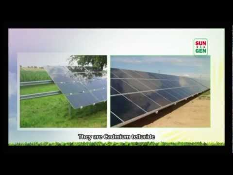 SUNGEN Thin Film PV Introduction
