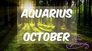 Aquarius - Offer After Offer!! October 2018 Tarot & Astro Reading
