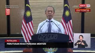 MCO: Government to reopen selected business sectors