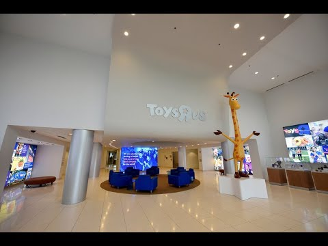 Toys 'R' Us Selling Off Everything At Its N.J. Headquarters.