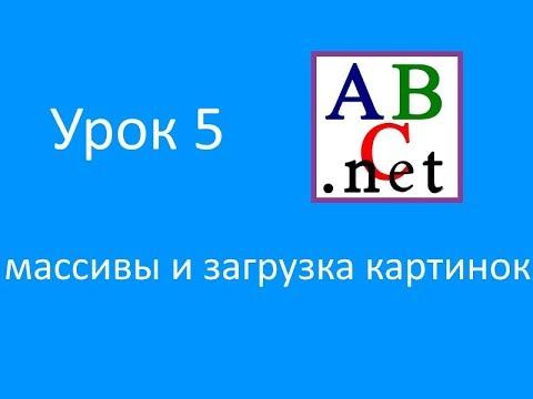 Программирование на PascalABC   Часть 5  (Массивы и картинки)