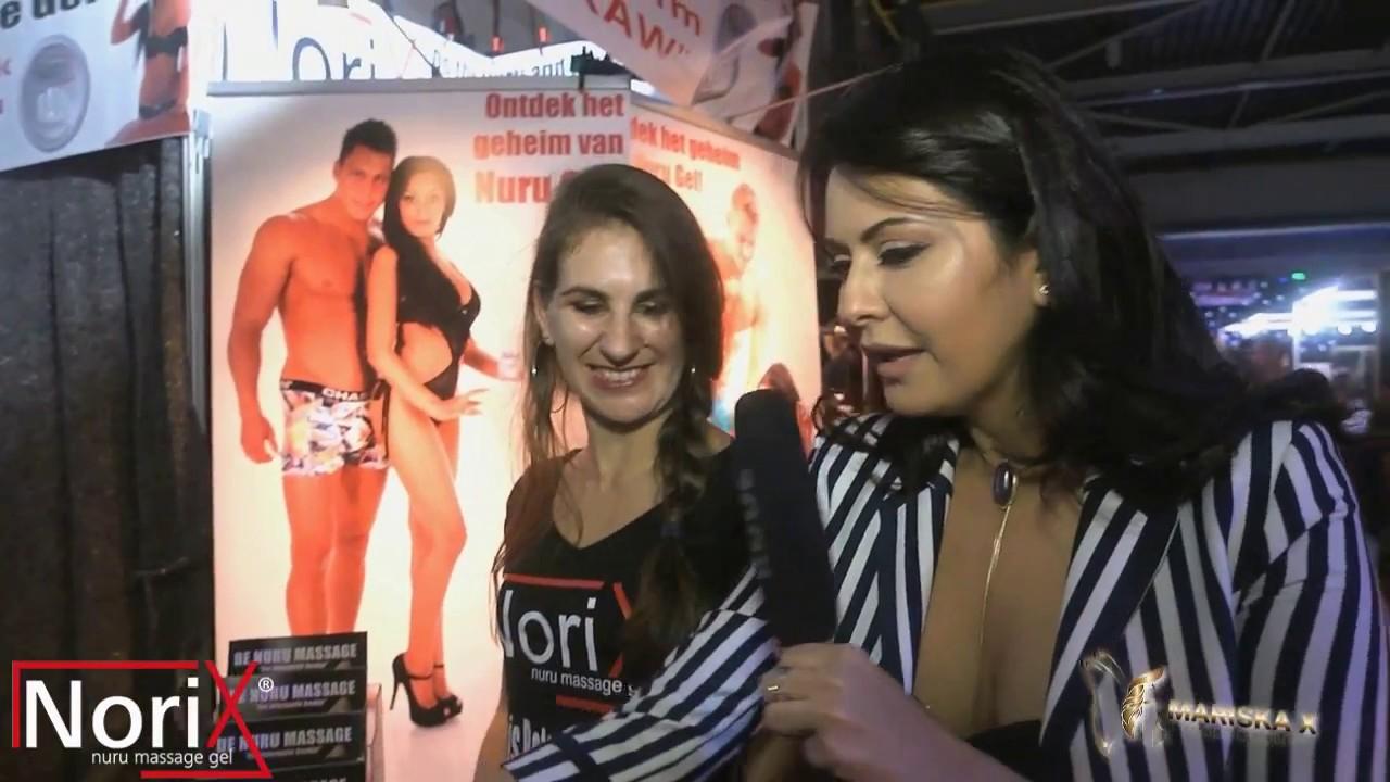 Tommyt Boekt Katrina Voor Een Nuru Massage