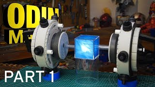 Odin Makes: Tesseract Containment System PART 1 from The Avengers