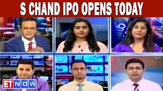 S Chand IPO Opens Today