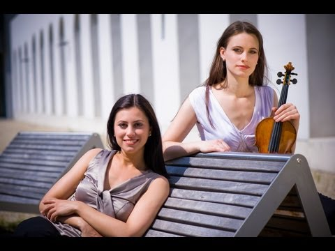 Duo Birringer - Grieg Sonata c minor op.45/3 - 1st mov.