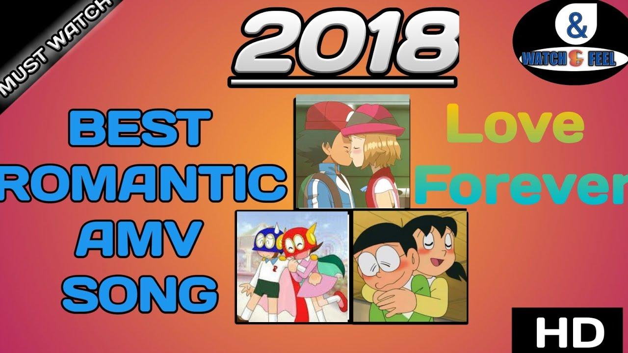 Love Forever (mere khuda version) ||pokemon || Doremon || Perman 2018 Best Romantic AMV Video Song