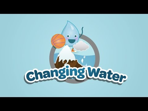 Changing water- States of matter