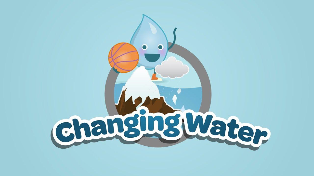 Changing Water States Of Matter