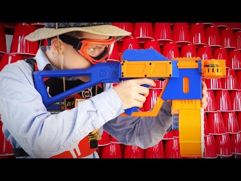 Nerf War: The Nerf Olympics 2