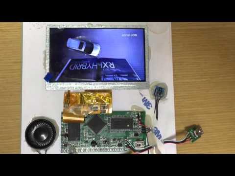 Digital 4 3 video display module for lcd brochures greeting cards digital 4 3 video display module for lcd brochures greeting cards m4hsunfo