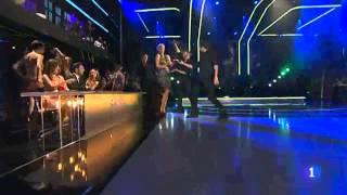 Mira quién va a Eurovisión 2014 - Anne Igartiburu abre el programa con un playback tremendo