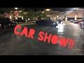 Bass Battle at Car Show!!