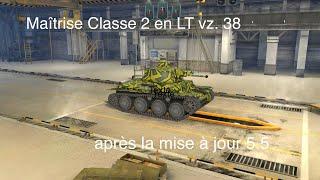 World of Tanks Blitz - Équipement et combat en LT vz. 38 - Char léger chinois Tiers 2