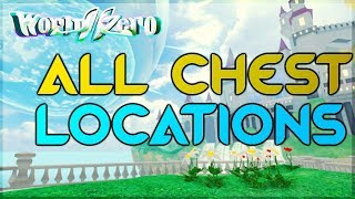 [Roblox] Welt / / Null   JEDE CHEST LOCATION