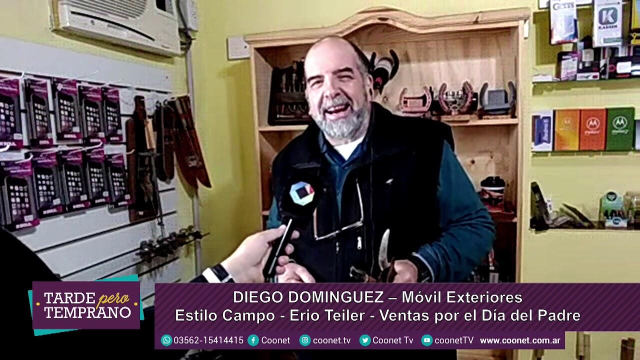 """Erio Tieler - Ventas dia del Padre """"Estilo Campo"""" - YouTube"""