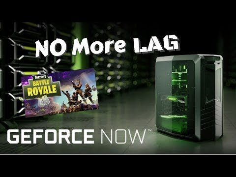 How to Fix LAG or BAD INTERNET connection in nvidia geforce now -A E S0-