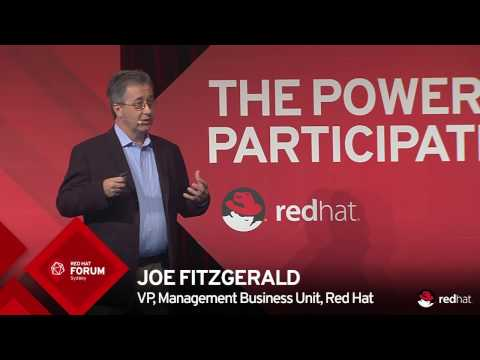 Highlights from Red Hat Forum Sydney 2016