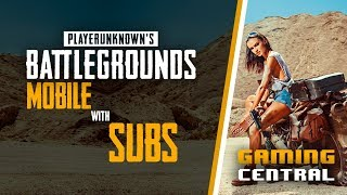 PUBG MOBILE Custom Rooms  With Subs| Livestream | Gaming Central